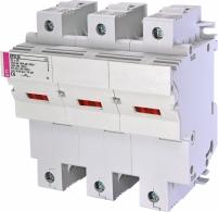 Разъединитель для цилиндрических предохранителей EFD 22 L 3p Арт. 2570014
