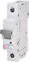 Авт. выключатель ETIMAT P 10 1p C 2A (10kA) Арт. 270201105