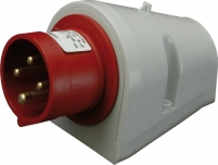 Вилка настенная - IP44   EP 3232 Арт. 4482061