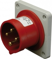 Вилка встраиваемая IP44  ERR 3253 Арт. 4482113