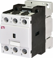 Контактор для конденсаторных батарей CEM7,5CK.00-230V-50Hz Арт. 4643805