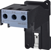 Адаптер для монтажа теплового реле на шину ТН35 CES-AD-RT1 Арт. 4646614