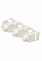 Зажим гибких проводников SP2 400/4 (компл. 4 шт) Арт. 4671226