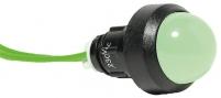 Лампа сигнальная LS LED 20 G 230 (20мм, 230V AC, зеленая) Арт. 4770816