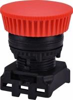Кнопка-грибок (без фиксации) EGM-P-R Арт. 4771280