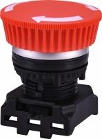 Кнопка-грибок (отключение поворотом) EGM-T-RCh Арт. 4771291
