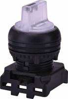 Двухпозиционный выключатель с подсветкой EGS2I-S-W Арт. 4771332