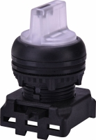 Двухпозиционный выключатель с подсветкой EGS2I-N-W Арт. 4771335