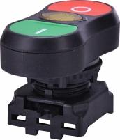 Кнопка сдвоенная ON-OFF с лампой EGTI-Y Арт. 4771392