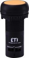 Кнопка утопленная (с контактом NO) ECF-10-Y Арт. 4771452