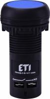 Кнопка утопленная (с контактом NO) ECF-10-B Арт. 4771454