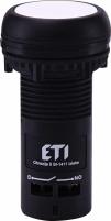 Кнопка утопленная (с контактом NO) ECF-10-W Арт. 4771455