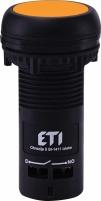Кнопка утопленная (с контактом NO) ECF-10-A Арт. 4771456