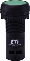 Кнопка утопленная (с контактом NC) ECF-01-G Арт. 4771461