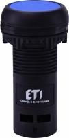 Кнопка утопленная (с контактом NC) ECF-01-B Арт. 4771464