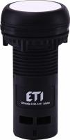 Кнопка утопленная (с контактом NC) ECF-01-W Арт. 4771465