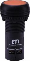 Кнопка утопленная (с контактами NO+NC) ECF-11-A Арт. 4771476