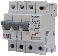Авт. выключатель ETIMAT RC 3p B6 Арт. 630630101
