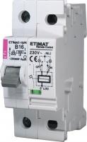 Авт. выключатель ETIMAT RC 1p B25 Арт. 632500109
