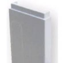1-полюсный держатель для шин 5-10мм. и 20мм. или 30мм. ширины арт.1696000
