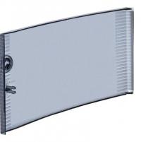 Прозрачная дверца 12PT Арт. 1101101