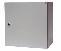 Металлический шкаф GT 40-40-25 IP65 (1зам.,В400xШ400xГ250) арт.001102110