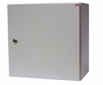 Металлический шкаф GT 100-100-25 IP65 (3зам.,В1000xШ1000xГ250) арт.001102148