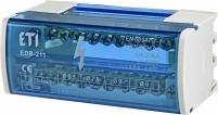 Блок распределительный EDB-211 2p 125A (11выходов) арт. 1102301
