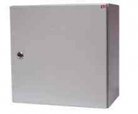 Щит металлический MU 1/18 UNI IP32 (18мод.,1рядн.,В250xШ400xГ120) арт.001651300