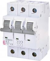 Авт. выключатель ETIMAT 6 3p B 2А (6 kA)