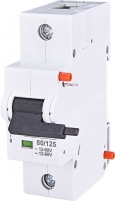 Независимый расцепитель DA ETIMAT AC 80/125 (12-60V AC/DC)