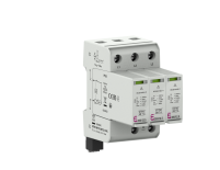 Ограничитель перенапряжения ETITEC SM T12 300/12,5 (3+0, 3p, TNC) RC