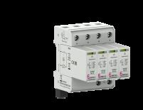 Ограничитель перенапряжения ETITEC SM T12 300/12,5 (4+0, 4p, TNC-S)