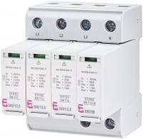 Ограничитель перенапряжения ETITEC SM T12 300/12,5 (3+1, 4p, TT, TN-S)