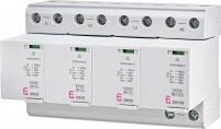 Ограничитель перенапряжения ETITEC SM T12 300/25 (3+1, 8p, TT, TN-S)