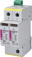 Ограничитель перенапряжения ETITEC C-PV 100/20 RC (с дистанционной сигнализацией срабатывания варистора) арт.002445209