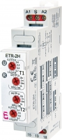 Импульсное реле ETR-2H 12-240V AC/DC (1x16A_AC1)