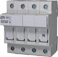 Разъединитель VLC 8 3P+N I (NEON) 400V арт.002525200