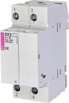 Разъединитель для цилиндрических предохранителей PCF 10 2p арт.002530003