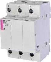 Разъединитель для цилиндрических предохранителей PCF 8 3p арт.002530004