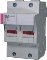 Разъединитель VLC 14 2P L (LED) 690V арт.002563100