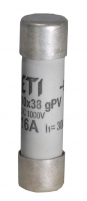 Предохранитель CH10 gPV 1000V 5A арт.002625111
