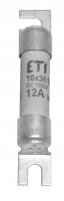Предохранитель CH SU 10x38 gPV 12A 1000V DC арт.002625120