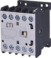 Контактор миниатюрный  CEC 07.10 230V AC (7A; 3kW; AC3)