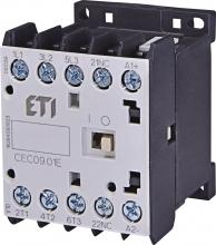 Контактор миниатюрный  CEC 09.01-230V-50/60Hz (9A; 4kW; AC3)