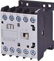 Контактор миниатюрный  CEC 12.01-230V-50/60Hz (12A; 5,5kW; AC3)