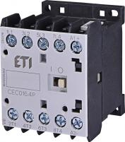 Контактор миниатюрный  CEC 16.4P 230V АС (16A; 7,5kW; AC3) 4р (4 н.о.)