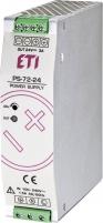 Блок питания PS-72-24 (Вход: 100-240V AC/140-340V DC; Выход: 24-28V DC/75W/3A)