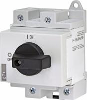 """Выключатель нагрузки LS 25 SMA A2  2р """"1-0"""" 25A 1000V DC арт.004660061"""