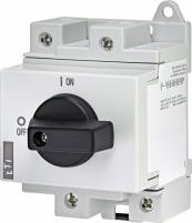 """Выключатель нагрузки LS 32 SMA A2  2р """"1-0"""" 32A 1000V DC арт.004660062"""